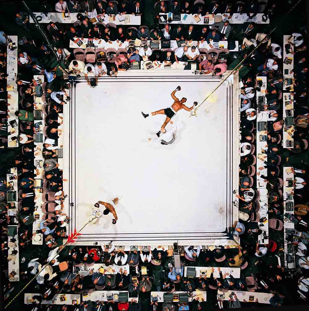 7-NEIL-LEIFER-Muhammad-Ali-knocks-out-Cleveland-Williams-at-the-Astrodome-Houston-1966